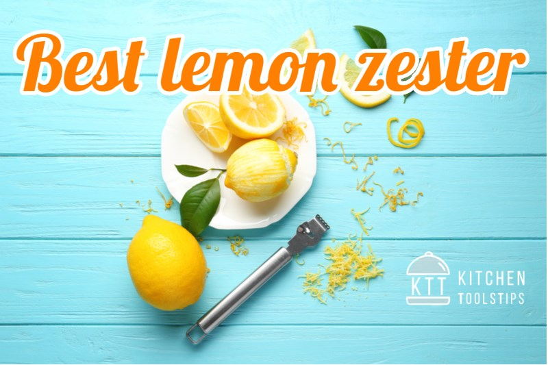 the best lemon zester